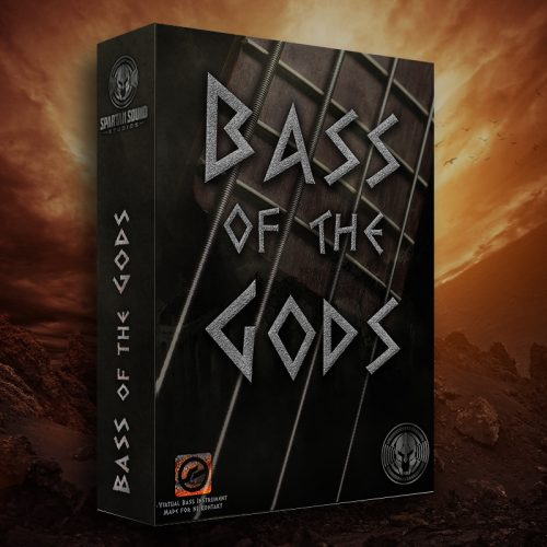Bass of the Gods (The Ultimate Bass VST Virtual Instrument Sample Library for Kontakt)