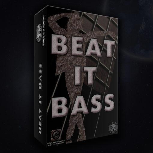 Beat It Bass – 3D Box