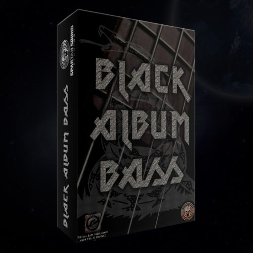 Black Album Bass Box 3D – 1